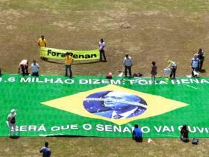 Protesto-Renan-Calheiros